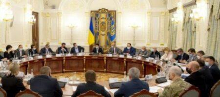 В СНБО хотят ввести санкции против 5 народных депутатов