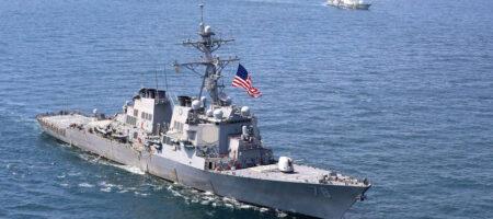 США отказались отправлять свои корабли в Черное море — стала известна причина