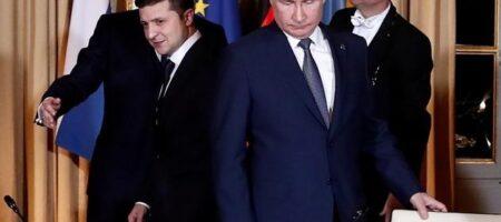 На запрос Зеленского о разговоре с Путиным в Кремле ответили игнором