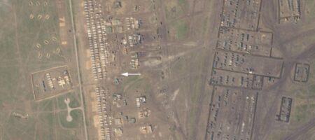 Масштабный военный городок развернули россияне в Крыму (ФОТО)