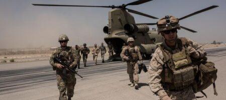 США начали выводить свои войска из Афганистана