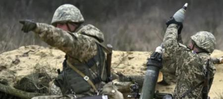 Гибридная армия РФ на Донбассе атаковала ВСУ: после длительного боя начался пожар - горел украинский ВОП
