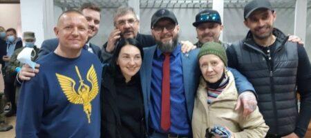 Антоненко отпустили под домашний арест (ФОТО, ВИДЕО)