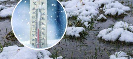 В Украину возвращаются снегопады: синоптик назвала дату непогоды