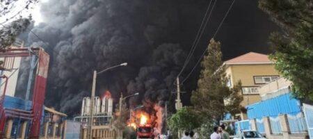 В Иране на химзаводе произошел мощный взрыв, есть пострадавшие