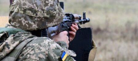 Известно имя военного, который вчера погиб на Донбассе