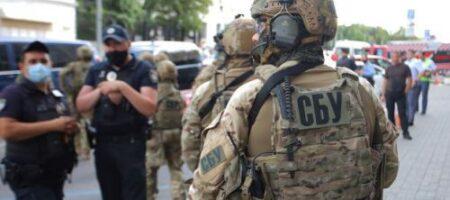 СБУ провела учения на случай вторжения РФ в Украину