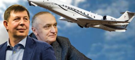 Разыскиваемый нардеп ОПЗЖ Козак сбежал с Украины на самолете белорусского олигарха (ВИДЕО)