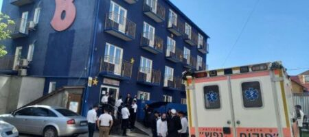 Стрельба в Умани: в полиции сообщили подробности
