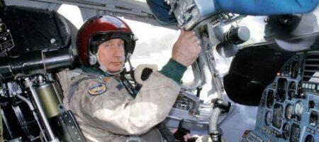 Жданов: Истребители Путина не сунутся в Украину, но над РФ летать опасно