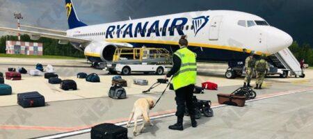 Обнародованы переговоры пилота Ryanair с белоруским диспетчером