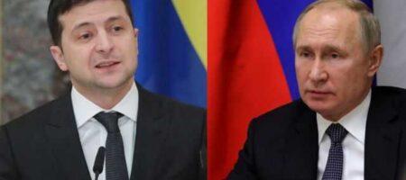 Условие встречи Зеленского и Путина выдвинул Кремль