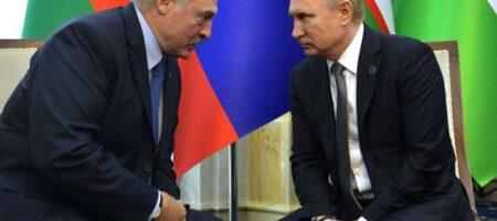 Остановка самолета и санкции: в Кремле раскрыли часть разговора Путина и Лукашенко