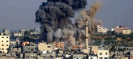 Израиль разбомбил здание с офисами мировых СМИ в секторе Газа (ВИДЕО)