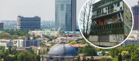 Сплошная руина: появились свежие фото из оккупированного Донецка
