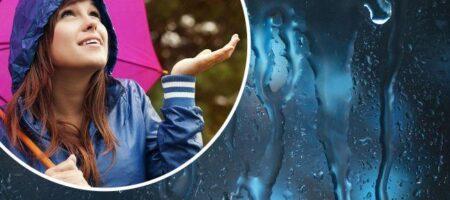 Циклон притянет в Украину интенсивные дожди: где задержатся осадки