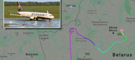 Акт пиратства — главный дипломат ЕС прокомментировал инцидент с самолетом Ryanair