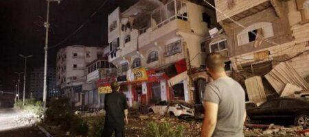 ХАМАС объявил об приостановке обстрелов Тель-Авива на два часа