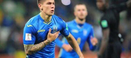 Попов покинул расположение сборной Украины из-за травмы