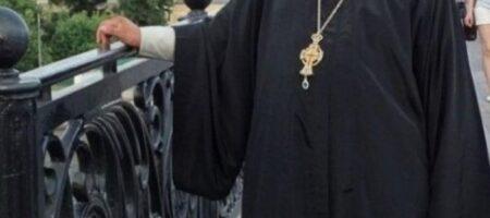 На Волыни священник разгуливал в лосинах и женской одежде (ВИДЕО)