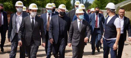 Зеленский рассказал об успехах Большой стройки на Днепропетровщине