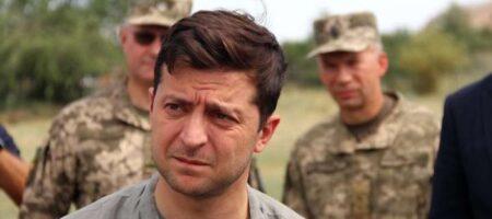 Зеленский оценил вероятность обострения на Донбассе