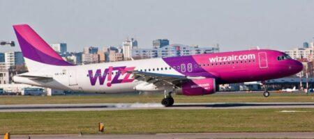 Самолёт Wizz Air со 150 пассажирами на борту совершил аварийную посадку