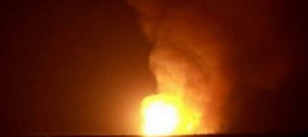 В оккупированном Луганске взорвался газопровод: место ЧП оцеплено