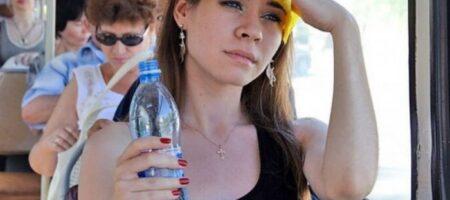 В Полтаве из-за жары две женщины потеряли сознание в маршрутке (ВИДЕО)