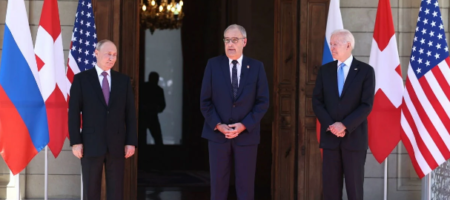 Путину в Женеве были выдвинуты условия, на принятие которых ему даны полгода - до начала 2022-го
