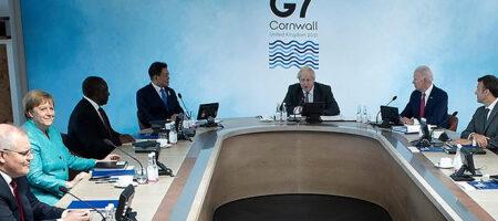 Россия в панике, G7 призвала Россию вывести войска из Украины, иначе...