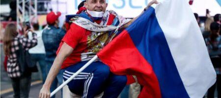 Появилась неожидання реакция россиян в Санкт-Петербурге на победный гол Украины – Швеции: видео из фан-зоны