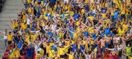 Евро 2020. Гимн Украины на стадионе в Бухаресте и реакция россиян на голы украинской сборной (ВИДЕО)