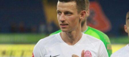 Футболист сборной Украины решил перейти в российский клуб