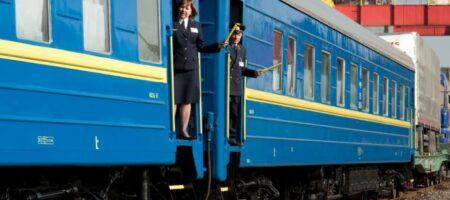 Десяткам пассажиров не хватило мест в поезде Укрзализныци