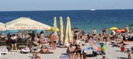 В Кирилловке неожиданно исчезли медузы (ВИДЕО)