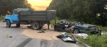 В ДТП на Винниччине погибли два человека