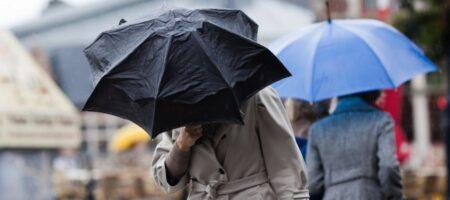 В Украине объявили штормовое предупреждение на 27 июля