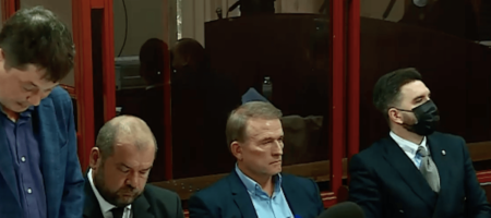 Медведчука вернули Марченко — суд продлил домашний арест кума Путина