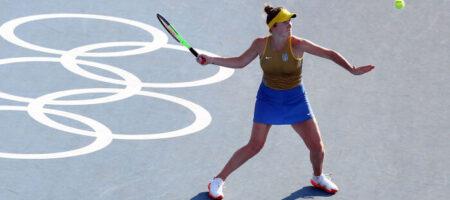 Свитолина в тяжелой борьбе вышла в четвертьфинал Олимпийских игр