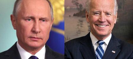 Байден и Путин провели телефонный разговор — что обсудили