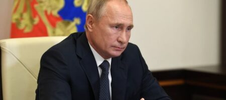 Путин обвинил Украину в нежелании возвращать оккупированный Донбасс