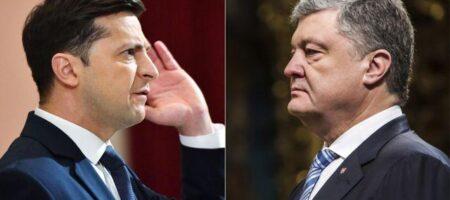 """Порошенко позвал Зеленского рассказать, кто сдал """"вагнеровцев"""""""