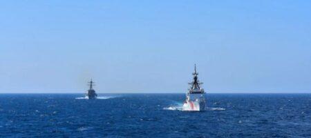 Россияне игнорировали сигнал бедствия от украинского судна