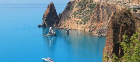 Оккупационная полиция завела дело из-за инцидента на море в Крыму (ФОТО)
