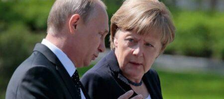 Кричали оба: в ФРГ рассказали о ругани Меркель и Путина из-за Украины