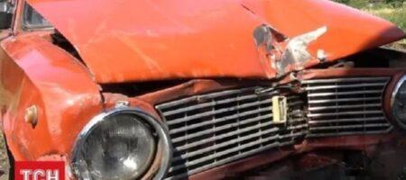 На Житомирщине мужчина убил собственного отца и, украв машину, устроил ДТП