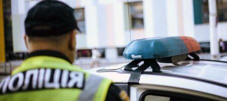 В Белой Церкви подрались полицейские (ВИДЕО)