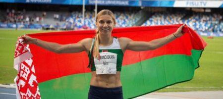 В Беларуси скандал со спортсменкой на ОИ-2020. Ее пытаются силой вернуть в Минск