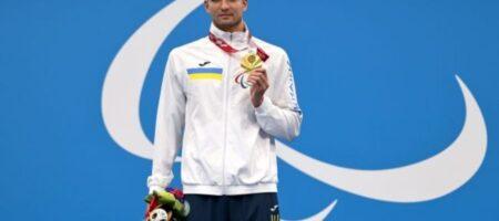 Максим Крипак завоевал пятое золото Паралимпиады